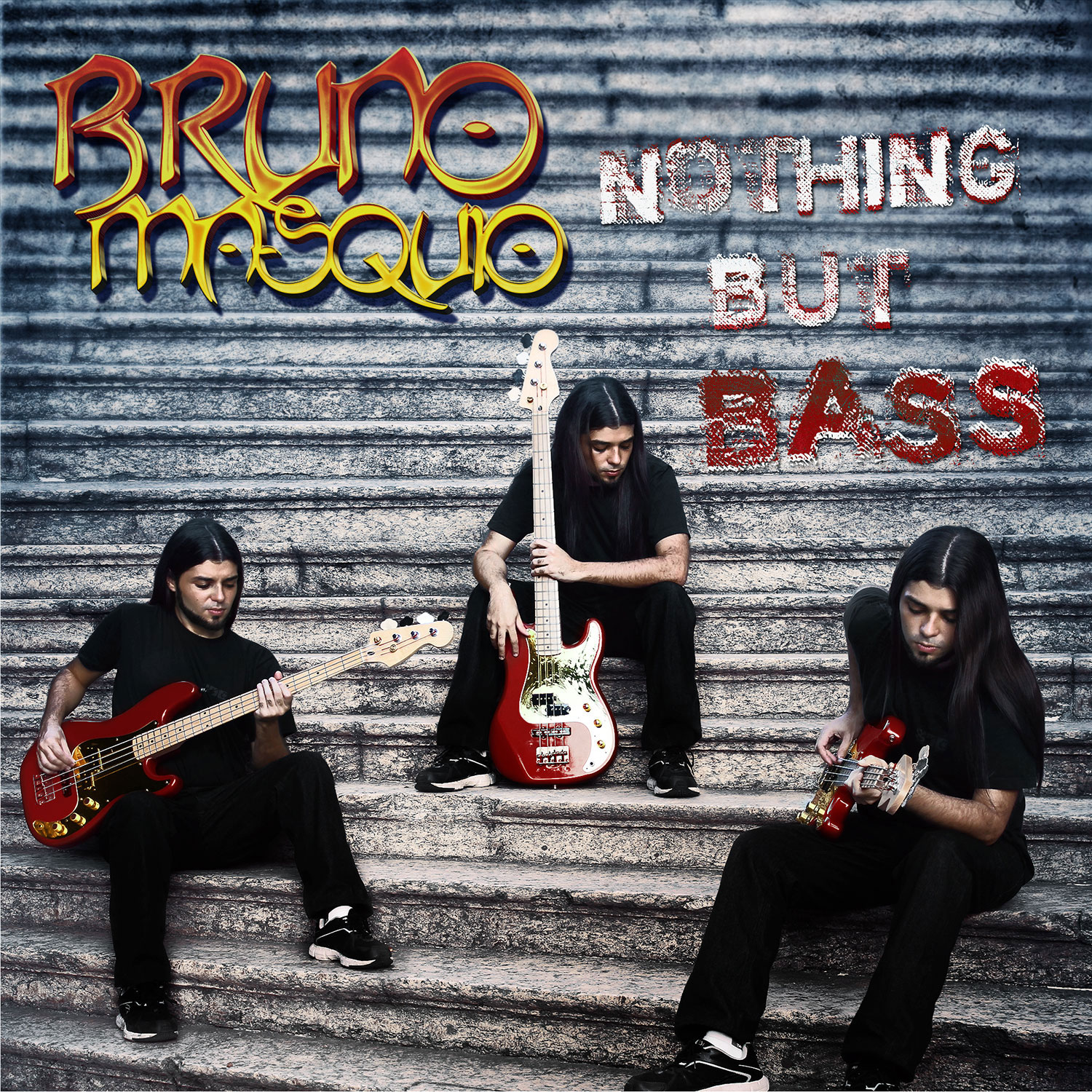 Bruno Masquio - Nothing But Bass