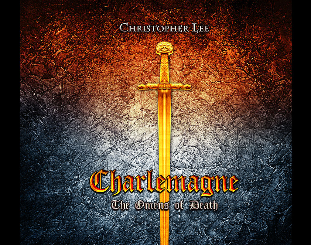 Christopher Lee: Charlemagne - The Omens Of Death CD