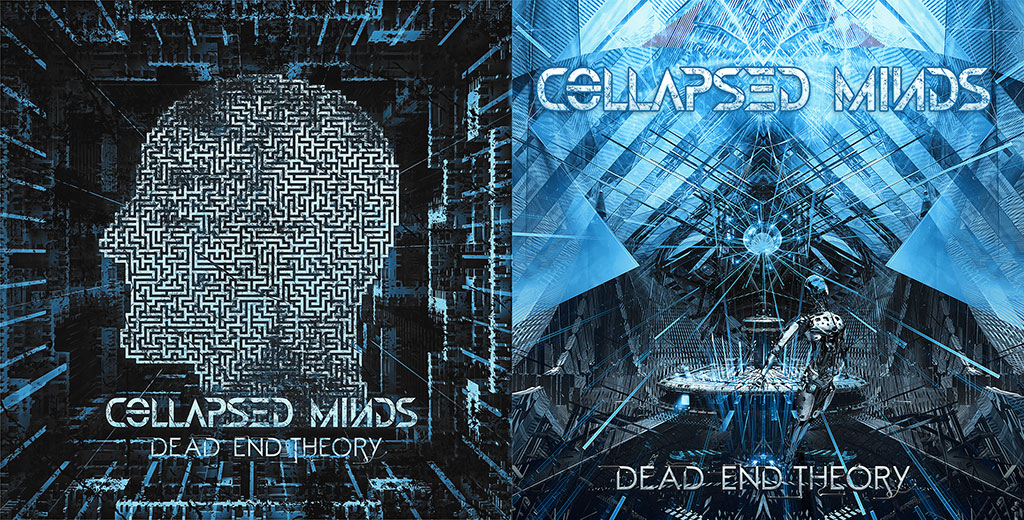 Collapsed Minds - Dead End Theory Digi-Pack
