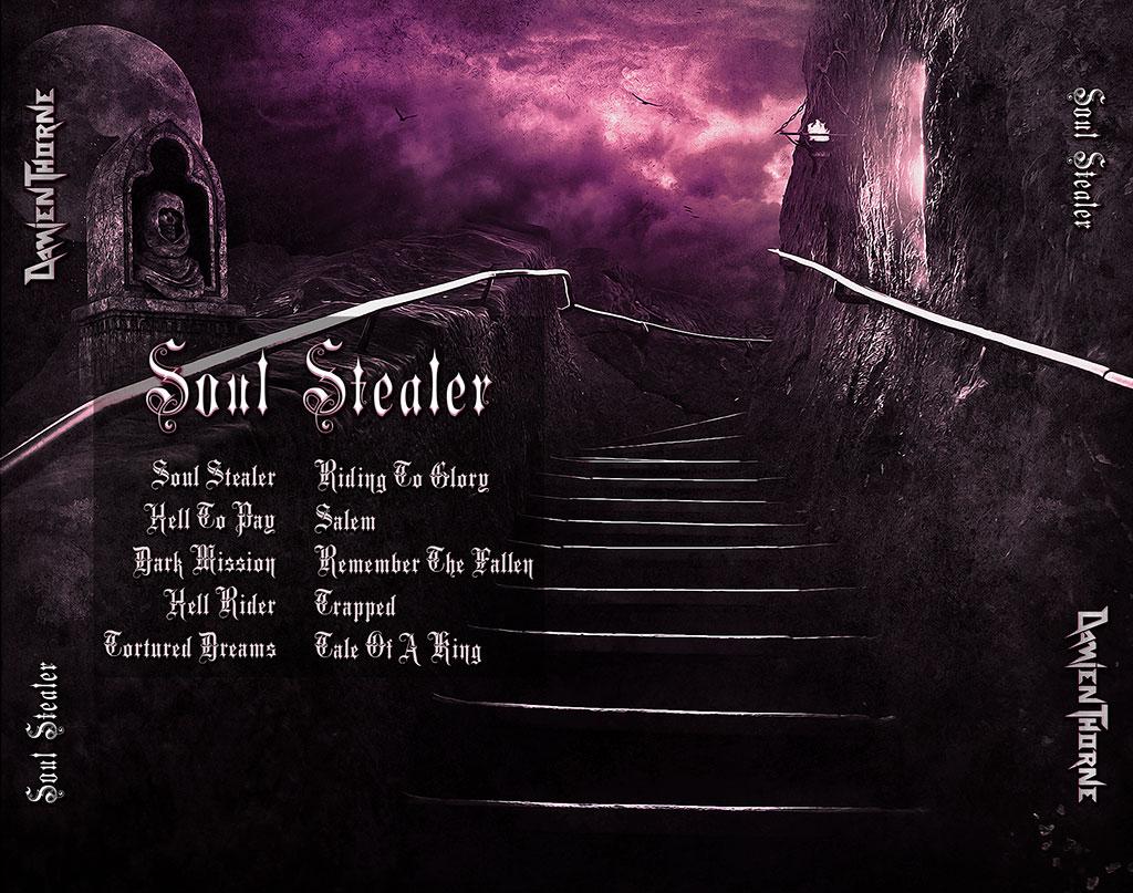 Damien Thorne - Soul Stealer