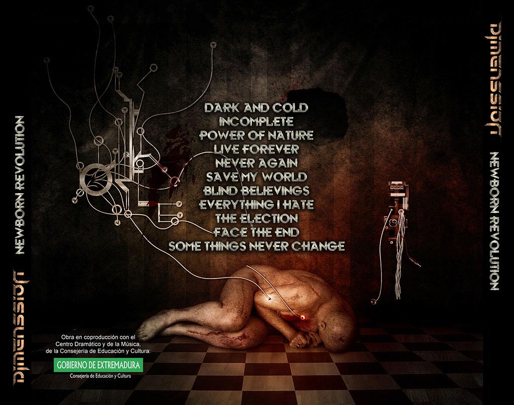 Dimenssion - Newborn Revolution