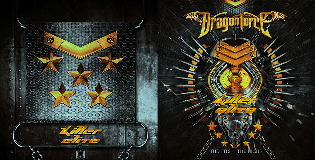 DragonForce - Killer Elite CD
