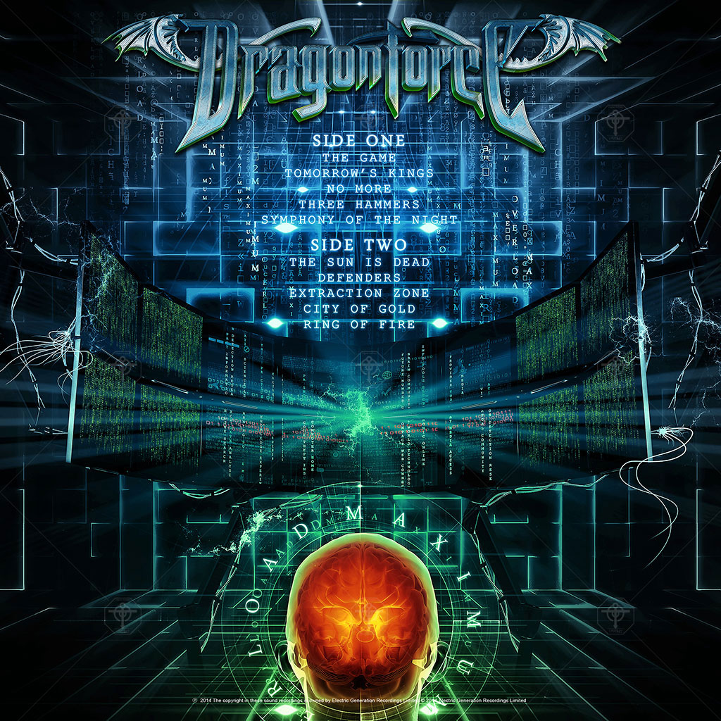 DragonForce - Maximum Overload LP