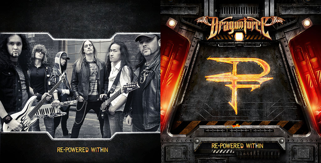 DragonForce - Re-Powered Within CD