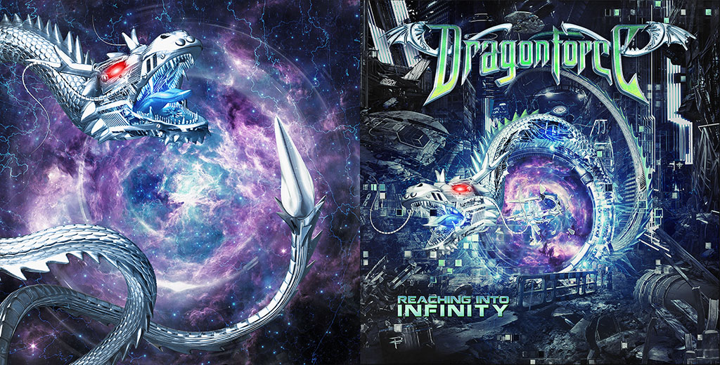 DragonForce - Reaching Into Infinity CD