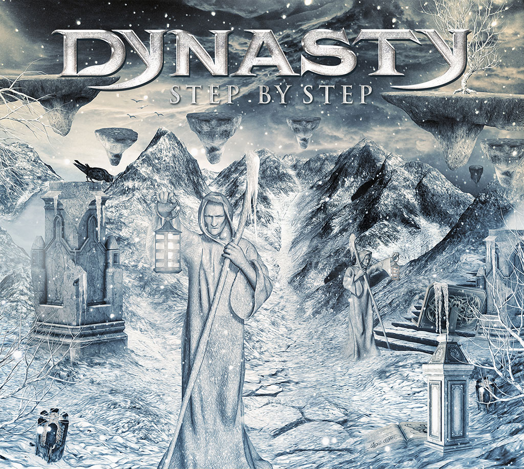 Dynasty - Step By Step Digi-Pack