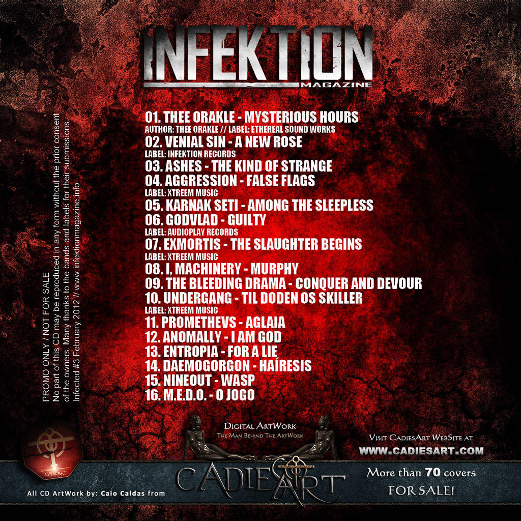 Infektion Magazine - Compilação Infected N3