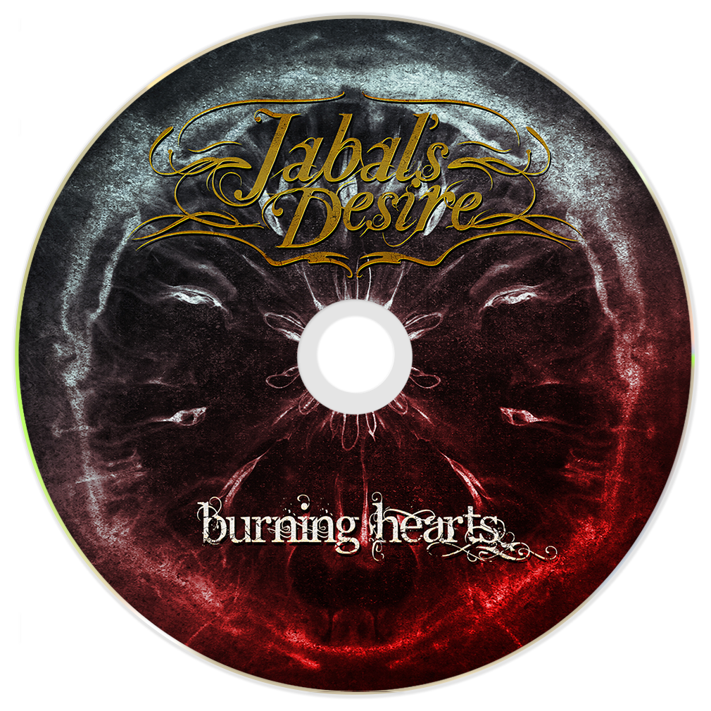 Jabals Desire - Burning Hearts