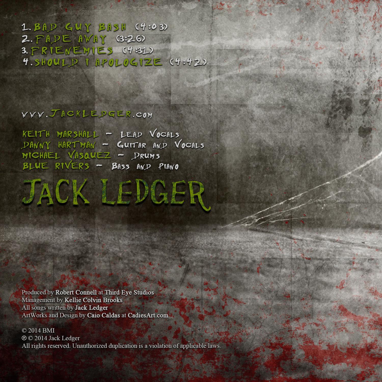 Jack Ledger - Frienemies