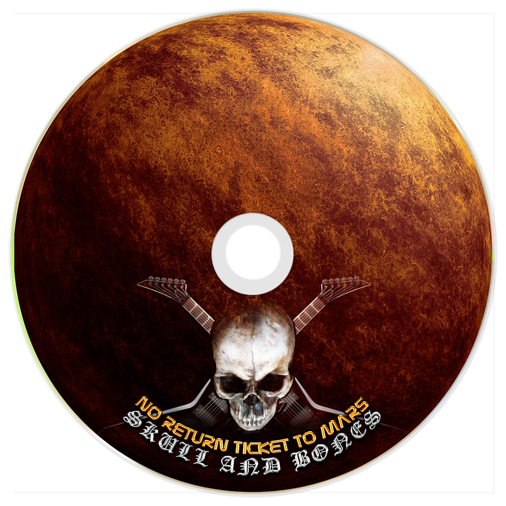 Skull And Bones - No Return Ticket To Mars