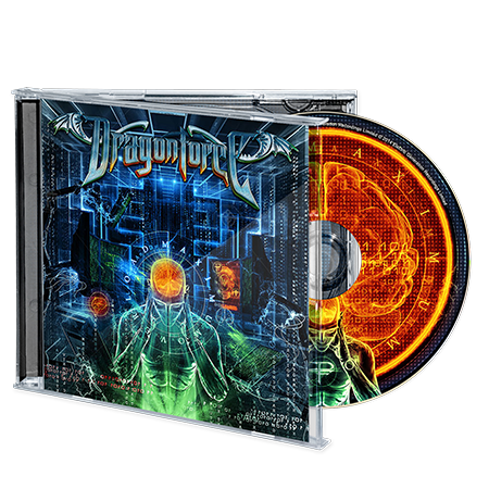 DragonForce - Maximum Overload CD