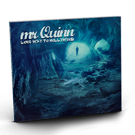 Mr Quinn - Long Way To Hollywood CD
