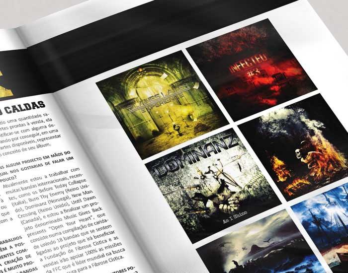Interview Infektion Magazine